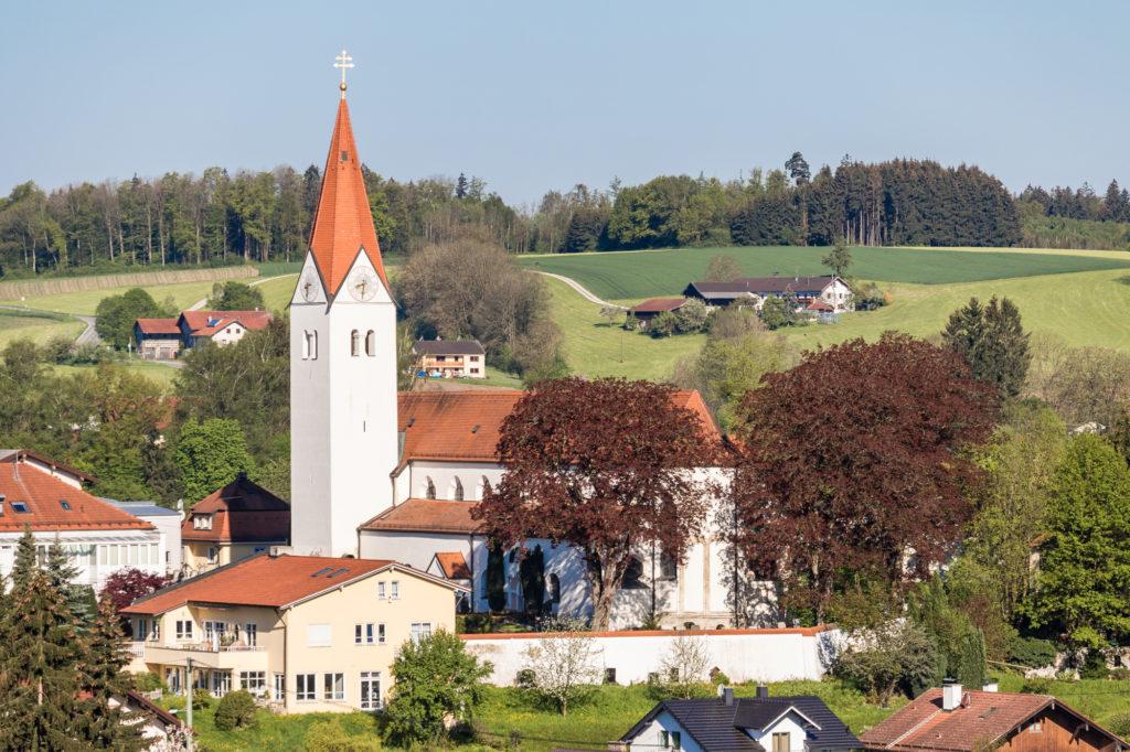 St Zeno, Isen