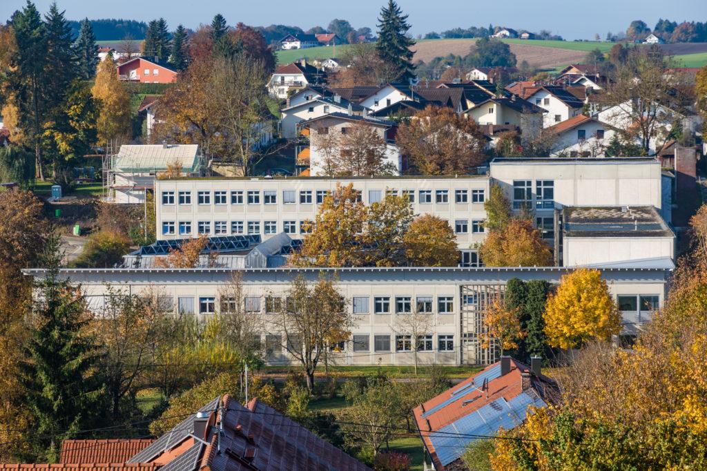 Grund und Mittelschule Isen