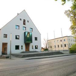 Rathaus Markt Isen