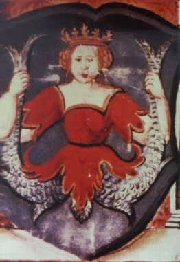 Wappen Isen, alt
