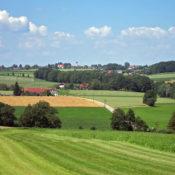Mittbach Ausblick