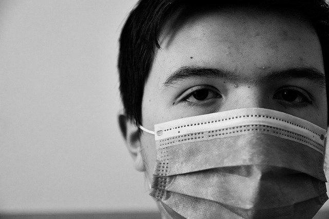 Mund- und Nasenschutzmasken