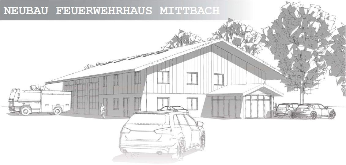 Feuerwehrhaus Mittbach