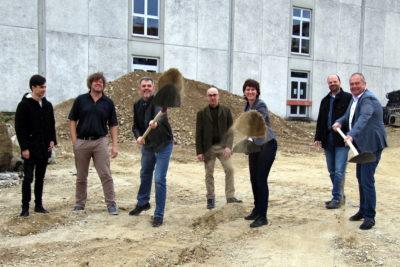 Großprojekt Schule offiziell gestartet