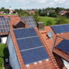 Photovoltaik-Bündelaktion